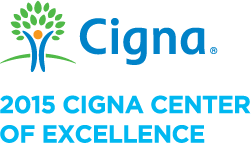 Cigna Center of Excellence 2015